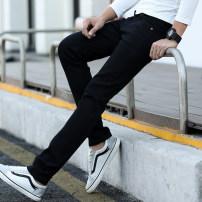 Jeans Youth fashion Fifteen twenty Twenty-eight 6002 817 routine Micro bomb Regular denim kk8011 Winter 2017 Pure e-commerce (online only)