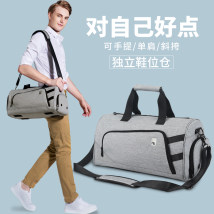 Travel bag No HARDIe BeAR/Haddebelle Polyester In grey black movement Bag type Soft handle movement Single No Pure color Zipper pocket mobile phone bag document bag sandwich zipper bag Polyester youth Suture HBP-011 male Spring and summer of 2018 Pure electricity supplier (only online sales)