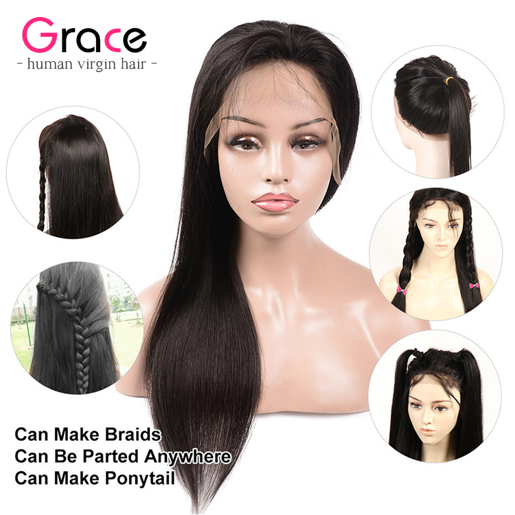 Other wigs Prestige Human hair no shedding,no tangle lace front wig paof Other items