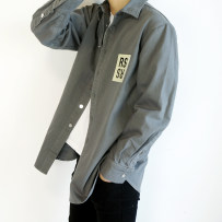 shirt Youth fashion B.NUMBERS S (larger) m (larger) l (larger) 9.10 on sale Cool grey routine Long sleeves square neck easy Travel? Four seasons