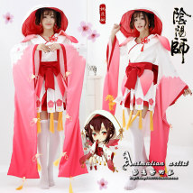 Cosplay women's wear suit goods in stock Over 14 years old comic Average size Lovely Feng and Feng Yujie fan