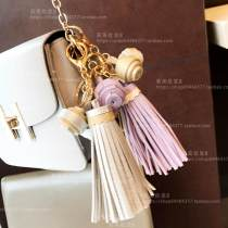 Key buckle Meimei wholesale 8 A-2066-1 a-2066-2 a-2066-3 white key ring light gray key ring Black Key Ring Pink Photo type A-2066 like a breath of fresh air