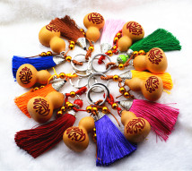 Key buckle Xianya Pavilion Rose Pink Red Ginger yellow bright yellow green royal blue purple brown