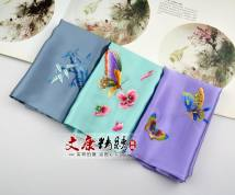 Suzhou embroidery Mixed color, single price gift box + bag carrying 7, 6, 5, 4, 3, 2, 1, 8, 9, 10, 11, 12, 13, 14, 16, 17, 18, 19, 20, 21, 22 Modern Chinese style Flat needle embroidery