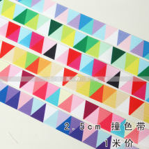 Ribbon / ribbon / cloth ribbon 1 2 3 4 5 6