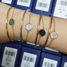 Bracelet Swarovski / Swarovski Сплав / серебро / золото 801-1000 юаней новый акции женщина