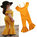 trousers SAMGAMI BABY female 80cm 90cm 100cm 110cm 120cm As shown in the figure summer trousers Europe and America Jumpsuit middle-waisted cotton other