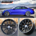 hub Iwheel racing aluminium alloy 18BM008 5x120 black 5x120 gun grey forging customized 18 inches Low pressure casting Automobile modified parts Low distribution to high distribution 5x120 8.5J 72.56mm Thirty-three Support installation 18X8.5J 19x8.5J 19X9.5J 20x8.5J