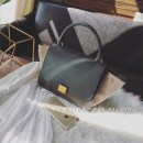 Bag The single shoulder bag cowhide Wing bag Sunsetsign / Xiyu Dark brown iron gray sand wings small dark brown iron gray sand wings large brown gray black sand wings small brown gray black sand WINGS LARGE One shoulder cross carry Double skin of cattle
