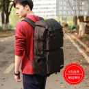 Backpack oxford lifetotem brand new large zipper travel Double root Japan and South Korea soft youth yes Soft handle Solid color Yes male Water splashing prevention Vertical square Zipper hidden bag mobile phone bag certificate bag sandwich zipper bag computer insert bag polyester fiber yes 16 inches