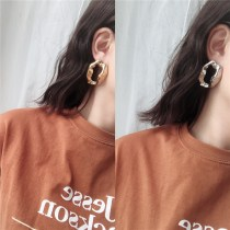 Earrings Alloy / silver / gold RMB 1.00-9.99 Other / other 1 pair of Gold Earrings 2 pairs of Silver Earrings 092