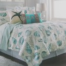 Bed cover Others Weaving silk 224x224cm three piece set 224x234cm three piece set 259x224cm three piece set Others Light green Decor