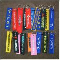 Key buckle Embroidered key chain 9 yuan, 3 pieces delivered randomly cotton Photo type Retro style