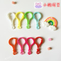 Other DIY accessories Other accessories Acrylic 0.01-0.99 yuan Grass green light pink purple (New) orange peach white red yellow light blue brand new