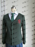 Cosplay men's wear suit Customized Yuxuan cos Over 14 years old Female s (spot) male m (spot) female m (spot) male L (spot) female L (spot) male XL (spot) female XL (spot) customized male s (spot) comic Average size Japan