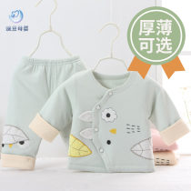 Cotton padded jacket Other / other 59cm 66cm 73cm nothing other neutral routine Single breasted leisure time No model Cartoon animation cotton Class A Crew neck Cotton 100% Cotton liner A18192L Cotton 100%