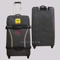 suitcase Anta China one thousand nine hundred and ninety-nine male 59630702-1 28 inches yes 59630702-1 Universal wheel Autumn 2016