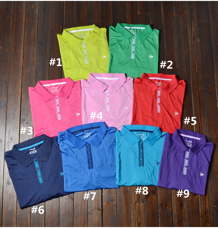 Polo shirt Other / other Business gentleman routine #1 autumn fragrant green, 2 light green, 3 rose red, 4 Pink, 5 red, 6 navy blue, 7 royal blue, 8 sky blue, 9 light purple S M L XL 2XL 3XL standard motion summer