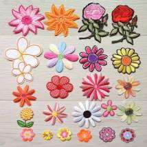Cloth stickers