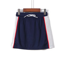 skirt 110cm,120cm,130cm Navy Blue Other / other female Other 100% summer