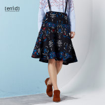 skirt Winter 2017 S M Tibetan green Short skirt gorgeous Natural waist Strapless skirt Broken flowers 25-29 years old 81% (inclusive) - 90% (inclusive) eni:d polyester fiber Button panel Same model in shopping mall (sold online and offline)