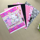 Gift bag / plastic bag Small 25 * 35cm 50 / pack Big and small KT cat