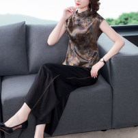 Fashion suit Summer 2021 L XL Picture color Over 35 years old Youranxu / youranxuan Other 100% Pure e-commerce (online only)