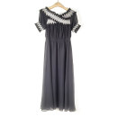 Dress Spring 2021 black 160/84A longuette singleton  Short sleeve commute V-neck High waist other Others Type A Other / other Korean version Chiffon