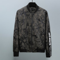 Jacket Other / other Fashion City Camouflage green M,L,XL,2XL,3XL thick easy Other leisure winter B15 Long sleeves Wear out Baseball collar tide youth routine 2017