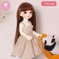 BJD doll zone Dress 1/6 Over 14 years old goods in stock YF6-116 6-point Baby Dress KuKuClara Yes YF6-116
