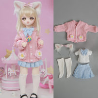 BJD doll zone suit 1/4 Over 14 years old goods in stock YF4-898 F4 D chest for female body KuKuClara Yes YF4-898