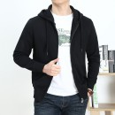 Sweater Fashion City Teng Pai L XL 2XL 3XL M Solid color Cardigan routine Hood autumn easy leisure time youth American leisure routine A9015 Fleece  cotton Multiple pockets washing Winter 2020 80% (inclusive) - 89% (inclusive) Mingji thread patch bag Pure e-commerce (online only) zipper
