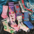 Socks / base socks / silk socks / leg socks female Other / other 1 pair routine Middle cylinder Four seasons luxurious other other keep warm