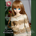 BJD doll zone suit 1/3 Over 14 years old goods in stock Smoke pink, cream brown In stock (3 working days delivery)