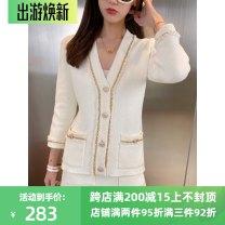 Fashion suit Spring 2021 S,M,L Coat, skirt, vest Other / other