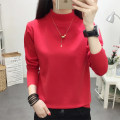 Wool knitwear Autumn of 2019 S,M,L,XL,2XL Long sleeves singleton  Socket other 31% (inclusive) - 50% (inclusive) Regular routine commute easy Half height crew neck routine Solid color Socket Korean version Yousmide