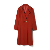 Windbreaker Spring 2021 4XL,3XL,L,M,XL,5XL,S,2XL Red, black Long sleeves routine have more cash than can be accounted for commute Single row two buttons tailored collar routine Solid color 9 Charms 9m 25-29 years old