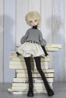 BJD doll zone suit 1/4 Over 14 years old Customized 4 point average (special please knock), giant baby KAMI ZONE 1/4