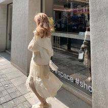 skirt Autumn 2020 S,M,L Off white