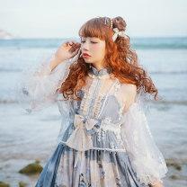Lolita / soft girl / dress CR Yuyu Average size