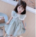 Dress female Other / other The recommended height is 90cm for size 7, 100cm for size 9, 110cm for size 11, 120cm for size 13 and 130cm for size 15 Other 100% summer princess Skirt / vest lattice other Princess Dress Class B