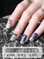 Nail color China no Normal specification KaSi 049050051052053054055056057058059060061062063064065066067068069070071072 Color Nail Polish Coloration durability glossiness dryability use effect comfort Any skin type 3 years 15ml 2015 January Kasi group B Group B