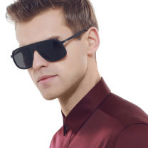 Sun glasses Round face, long face, square face, oval face currency Pilot style Anti UVA, anti UVB, polarized light TR90