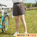 Women's large Summer 2021 Black Khaki black Khaki XL / 32 2XL / 33 3XL / 34 4XL / 36 5XL / 38 6xl / 40 trousers singleton  commute easy moderate Korean version Polyester others Three dimensional cutting QLXQG0379FND Delicate and beautiful 25-29 years old pocket 91% (inclusive) - 95% (inclusive)