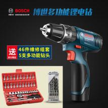 Electric drill Азия портативный Bosch / Bosch 06019F3083 Мощность постоянного тока Ручная дрель 12V Бесступенчатая скорость Быстрый патрон иметь 10mm 1 год GSB 120 - li