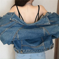 undergarment covering the chest and abdomen Autumn 2020 Average size singleton  have cash less than that is registered in the accounts commute Self cultivation 18-24 years old Solid color 71% (inclusive) - 80% (inclusive) Korean version