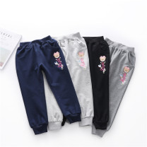 trousers Other / other female 110cm,120cm,130cm,140cm,150cm,160cm trousers cotton Cotton 95% polyurethane elastic fiber (spandex) 5% Sports pants Three, four, five, six, seven, eight, nine, ten, eleven, twelve