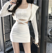 Fashion suit Spring 2020 S, M 25-35 years old 81% (inclusive) - 90% (inclusive) cotton