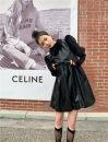 Dress Spring 2021 black Average size Other / other