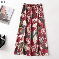 skirt Summer 2020 31% (inclusive) - 50% (inclusive) other Other / other 36,40 Red, black